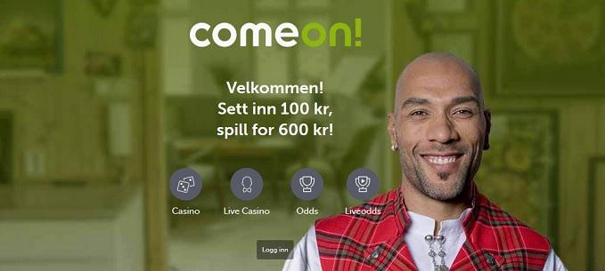 ComeOn spilleselskap