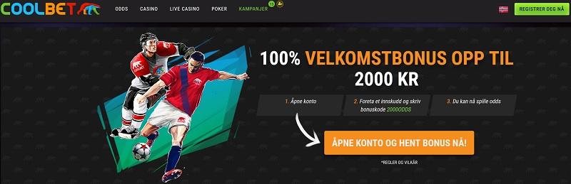 Nye norske spillselskaper på nett 2018